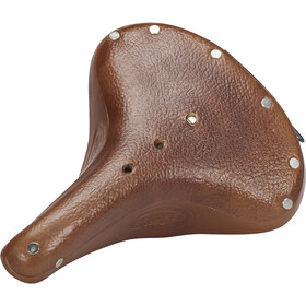 Brooks B67 Classic Selle en cuir de maïs Homme, honey
